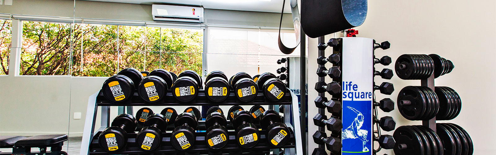 Aprimore seu condicionamento físico em nosso centro de Treinamento Funcional